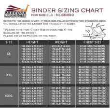 Mid Length Super Binder